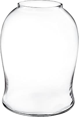 Pasabahce Home Vaso Vetro Soffiato Quing Cm 40 Arredo E Decorazioni Casa, 40 cm