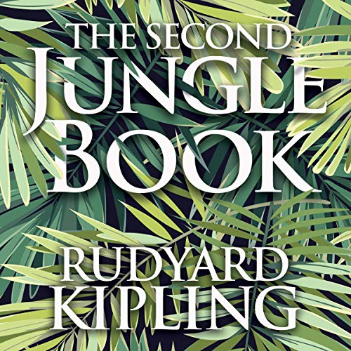 The Second Jungle Book copertina