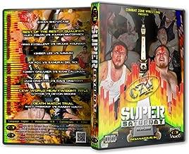 Combat Zone Wrestling - Super Saturday DVD