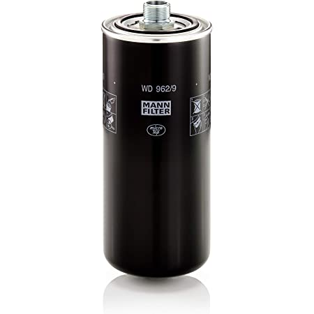 Genuine Mann Filter Hydraulic Filter Wd 962 9 For Industry Land And Construction Machines Auto