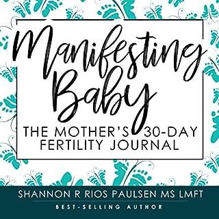 Manifesting Baby audiobook cover art