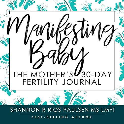 Manifesting Baby audiobook cover art
