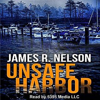 Unsafe Harbor audiobook cover art