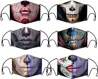 Comprar mascarilla anticovid con Katrina para Halloween 2021