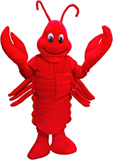 Lobster Mascot Costume