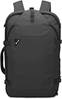 Pacsafe Venturesafe EXP45 Anti-Theft Carry-On Travel Backpack, Black