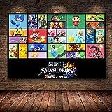 mmzki The Poster Decoration Gemälde auf HD Leinwand