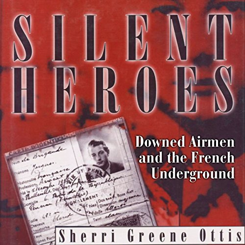 Silent Heroes audiobook cover art
