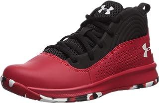 Unisex-Child Pre School Lockdown 4 Basketball Shoe