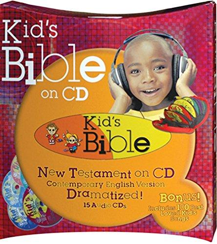 327 New Testament Bible Stories for Children-100 Children's Bible Songs-Dramatized Children's Audio Bible-Christian Music for Kids Children ... of Nazareth-For Fun or Home School Curriculum