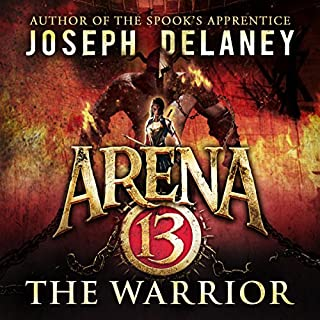 Arena 13: The Warrior Titelbild