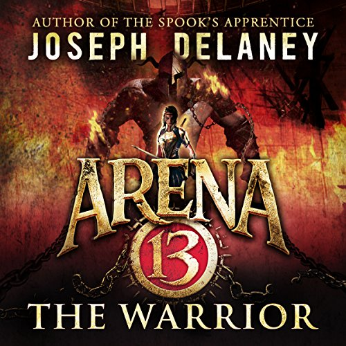 Arena 13: The Warrior cover art