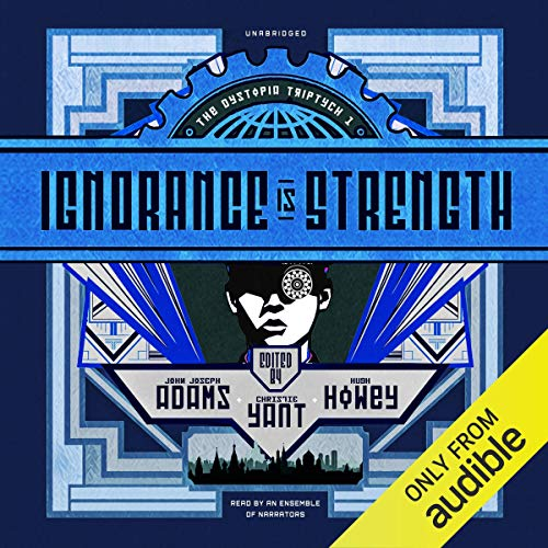 Ignorance Is Strength  By  cover art