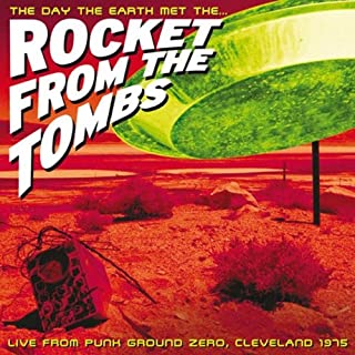 Day That Earth Met Rocket from the Tombs-Live Clev [12 inch Analog]