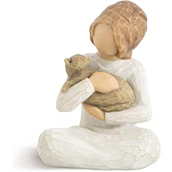 Willow Tree Kindness (Girl), Sculpted Hand-Painted Figure