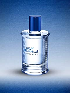 David Beckham Classic Blue Eau de Toilette Spray for Men, 90ml