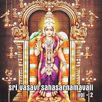 Sri Vasavi Sahasarnamavali, Vol. 2
