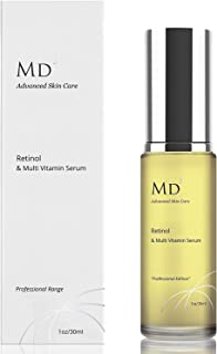 Anti Ageing Retinol Serum (2%) with Vitamin E, Vitamin B3