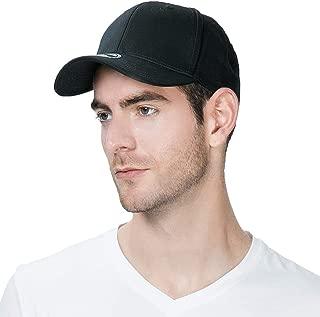 Jeff & Aimy 100% Cotton Plain 6 Panel Baseball Dad Cap Adjustable