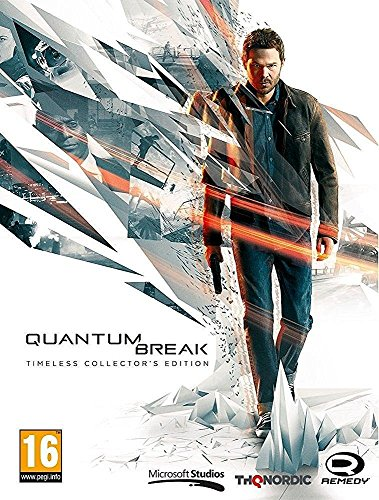 Quantum Break: Timeless Collector's Edition (PC DVD) UK IMPORT