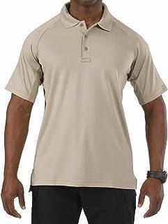 1d0a9284 5.11 Men's PERFORMANCE Short Sleeve Polo Tactical Shirt, Style 71049
