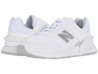 New Balance Classics MS997v1 (White/Light Aluminum) Men