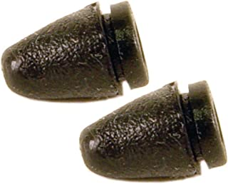 Empi 98-0120 Fuel Door Glove Box Rubber Stops, Pair for T-1 52-77 GHIA 56-74, T-2 68-79, T-3 64-73