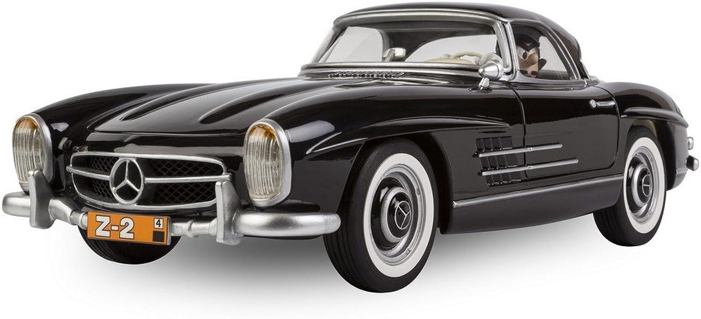 Figures et Vous Mercedes 300 SL Roadster 1957 Spirou and Fantasio GF15 (2018) B07FF2JPZC Kunde zuerst  | Der Schatz des Kindes, unser Glück