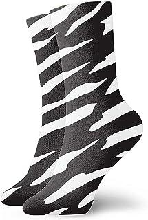 Be-ryl, Resumen Printin Fashion 3D Print Funky Calcetines Estampados Ositos de cigüeña Niño