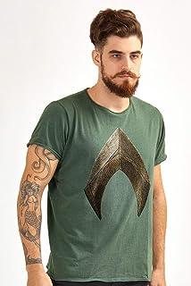 Camiseta Aquaman Logo Filme