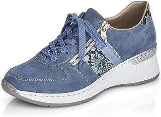 Rieker Women's Damen Halbschuhe N4321 Low Shoes