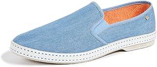 Rivieras Light Blue Jean, Espadrilles Homme