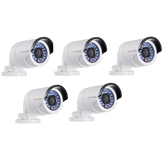 Hikvision 1MP(720P) DS-2CE1ACOT-IRPF Turbo HD Night Vision Bullet CCTV Camera 5Pic