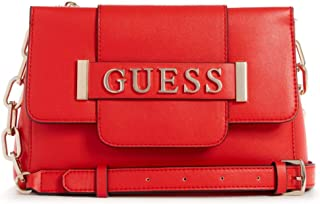 GUESS Womens Handbags, Red (Rose) - VG744214