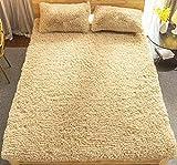 Colchón de rotura de rotura o cama de invitados con cama plegable acolchado...