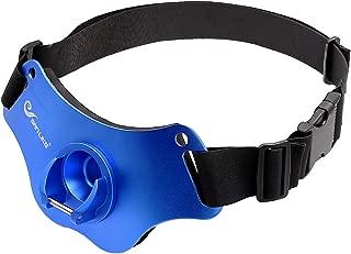 SAN LIKE Fishing Belt Fight Belt - Adjustable Aluminum/Carbon Fiber Waist Fighting Belt Rod Holder Stand-up Offshore Gimbal Padded Fishing Pole Belt