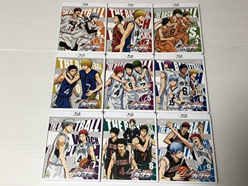 Blu-ray ブルーレイ 黒子のバスケ 3rd season 特装限定版 全9巻セット 特典完備