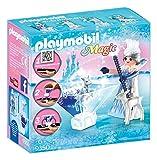 PLAYMOBIL- Princesa Cristal de Hielo Juguete, Multicolor (geobra...