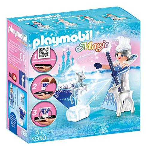 PLAYMOBIL- Princesa Cristal de Hielo Juguete, Multicolor (geobra Brandstätter 9350)