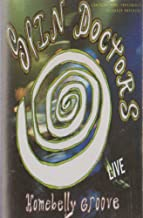 Spin Doctors: Homebelly Groove.Live -27990 Cassette Tape