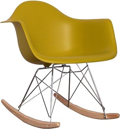 cd527a279 Amazon.es: silla eames - Mecedoras / Sillas: Hogar y cocina