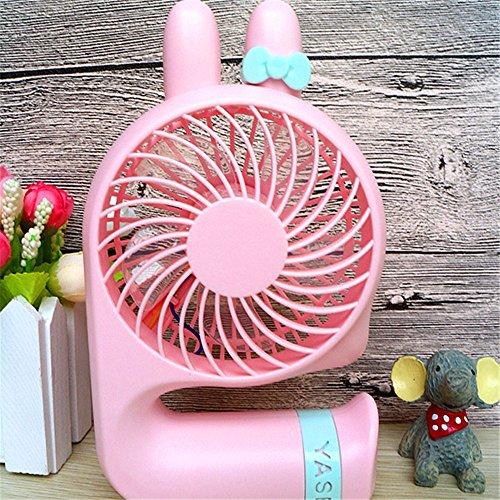 Mini ventilatore_Ventola per schedaUsbMini palmare piccole ventole storage maniglia coreano con ventola della lampada