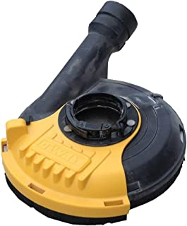 DEWALT DWE46150-XJ Polishing Housing with Suction - For DEWALT 115-125 mm Grinder - Tool-Free Attachment - Compatible with...