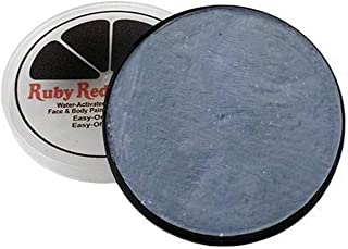 Ruby Red Paint Face Paint, 18 ML - Gray