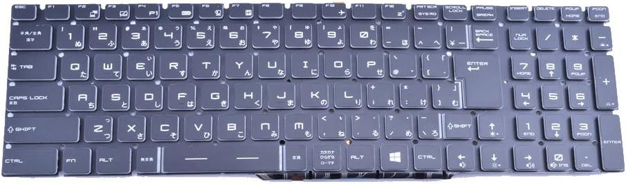 Laptop Keyboard for MSI GT72S Washington Mall Popular brand 6QD 6QE GT72VR 6RE 7RE 6QF 6RD 7RD