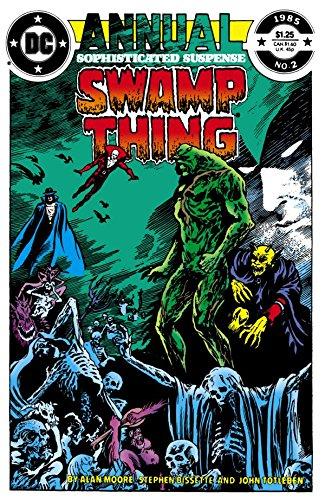Swamp Thing (1982-1996): Annual #2 (English Edition)