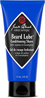 Jack Black Beard Lube Conditioning Shave, 177 ml, Package may vary