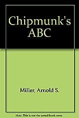 Chipmunk's ABC Hardcover