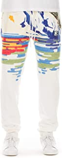 Billionaire Boys Club BB Waves Sweats in Heather Grey 891-8103