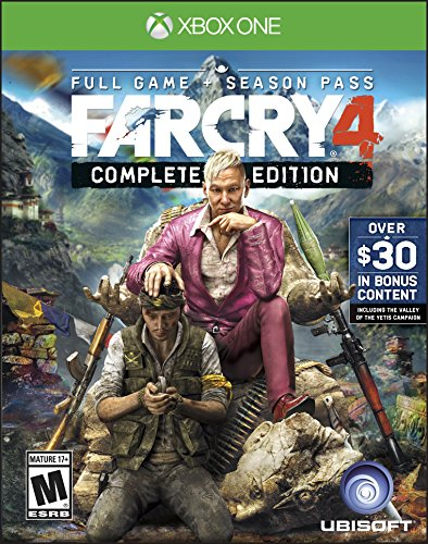 UBISOFT Far Cry 4 Complete Edition (Xbox One)